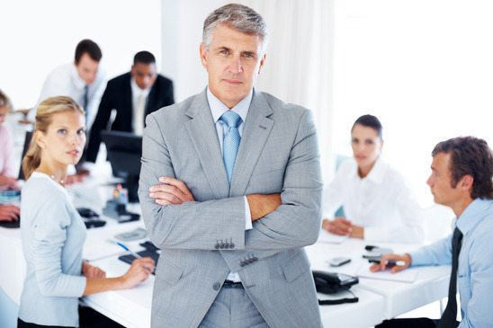 executive faced with a pest control problem